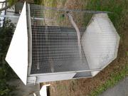 birdcage large large metal